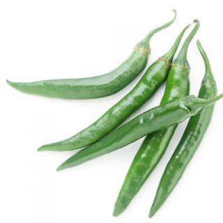 فلفل سبز شیرین ارگانیک