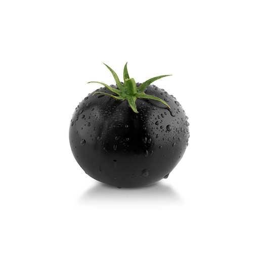 گوجه فرنگی سیاه زیبا تازه