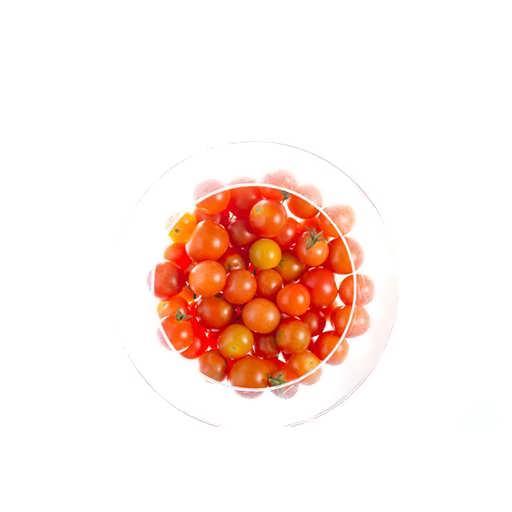 گوجه فرنگی کوچک تازه