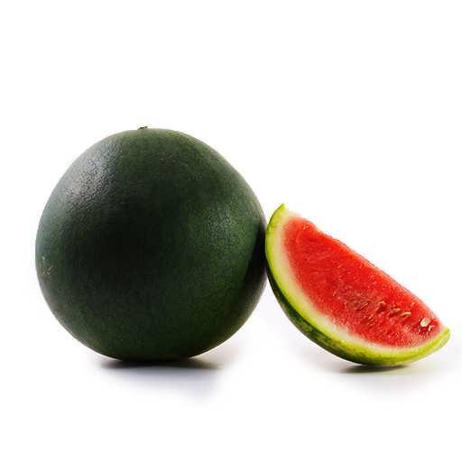 هندوانه الماس سیاه تازه