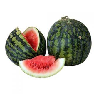 بذر هندوانه کریمسون قرمز کشیده
