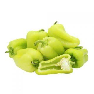 بذر فلفل دلمه ای سبز کم رنگ