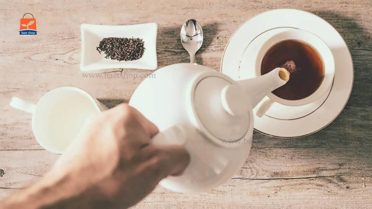 نحوه تهیه یک فنجان چای خوب